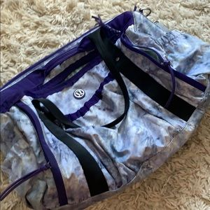 Rare Lululemon Duffle Bag